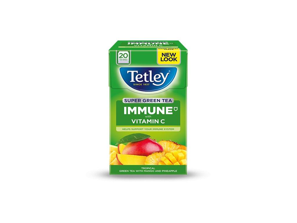 Tetley Zelený čaj na posílení imunity
