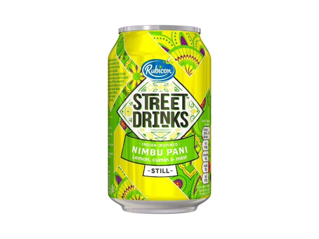 Rubicon Street Drinks Nimbu Pani 300ml