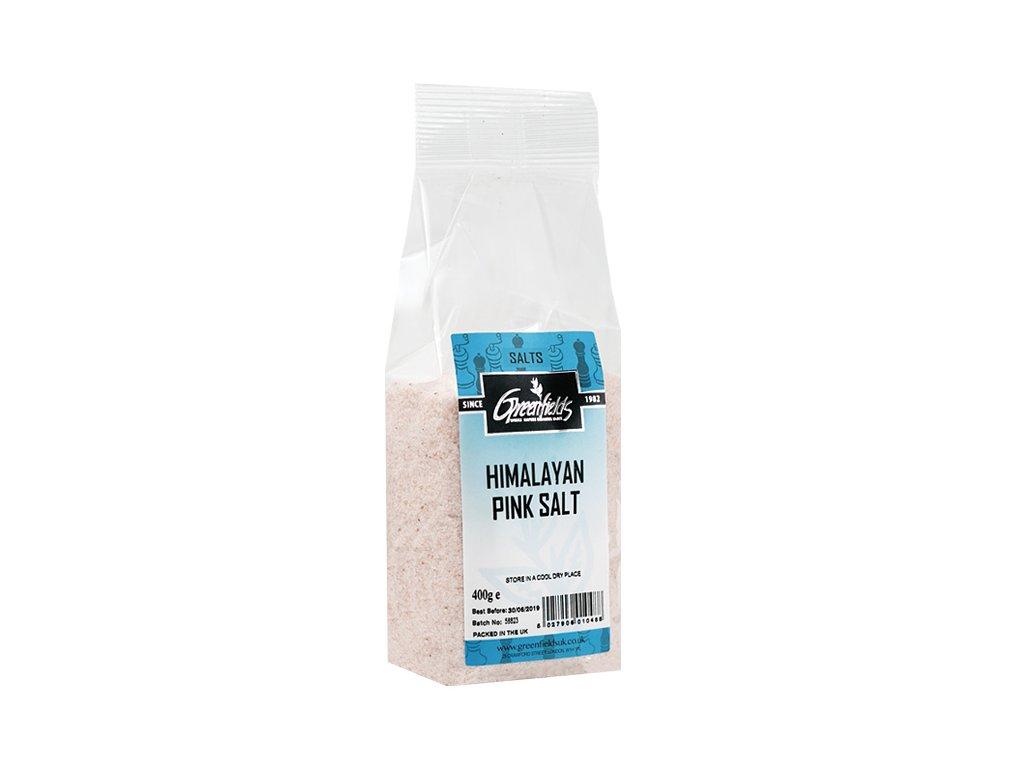 Himalayan Pink Salt Fine 400g