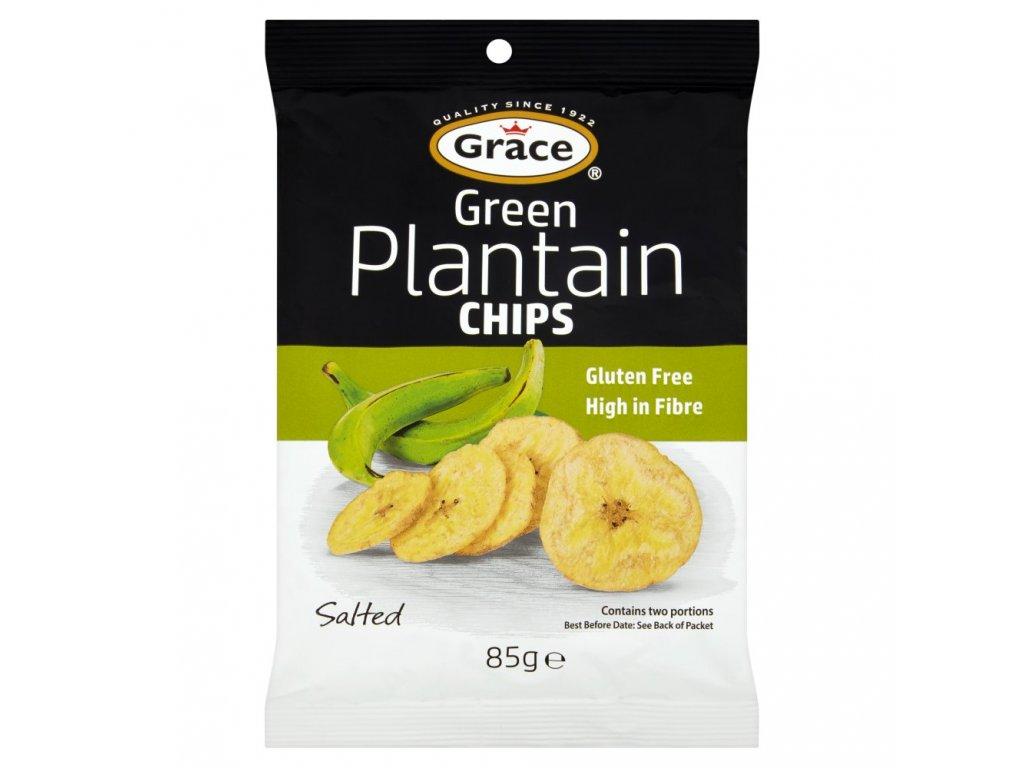 Grace Jitrocelové Chipsy