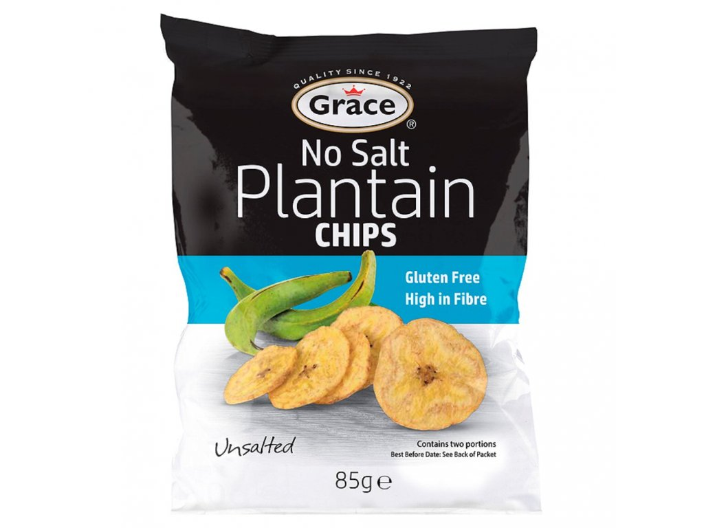 Grace Jitrocelové Chipsy bez soli