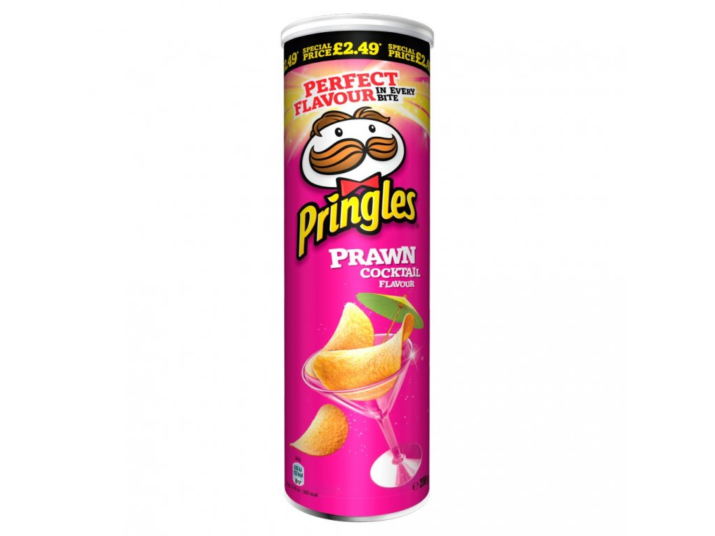 Pringles Prawn Cocktail 200g