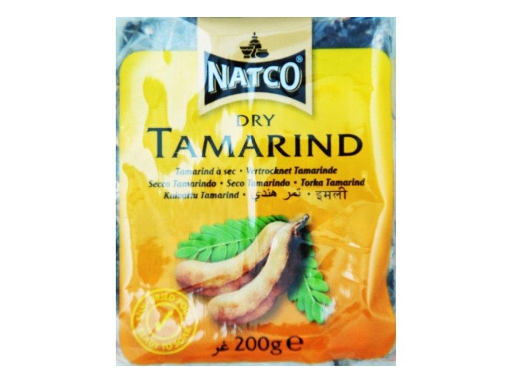 Natco Sušený tamarind 100g