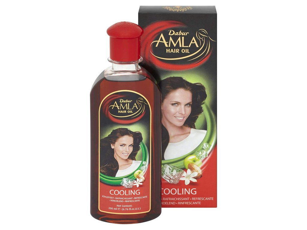 Dabur Amla Hair Oil Cooling