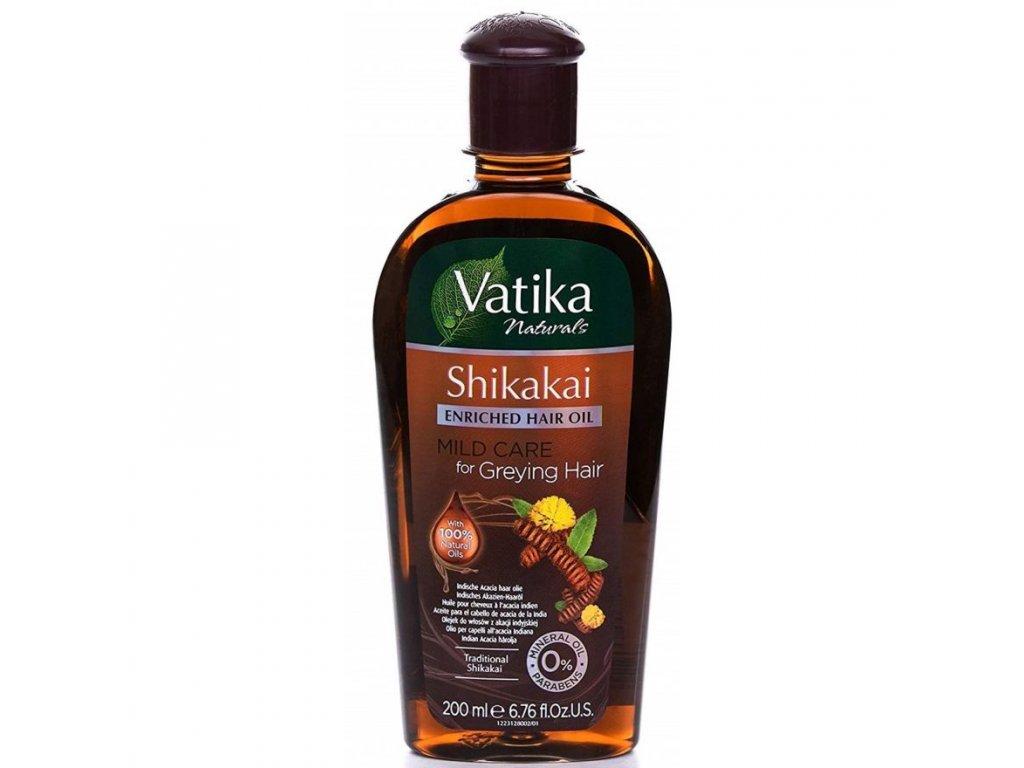Vatika Shikakai olej na vlasy 200Ml