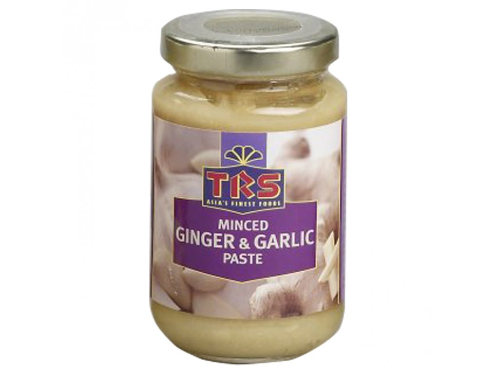 Minced Ginger Garlic Paste 300g