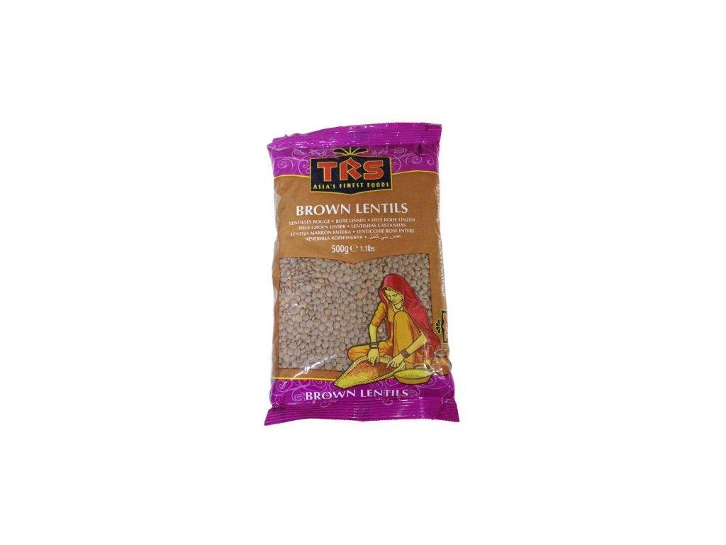 trs brown lentils 500g