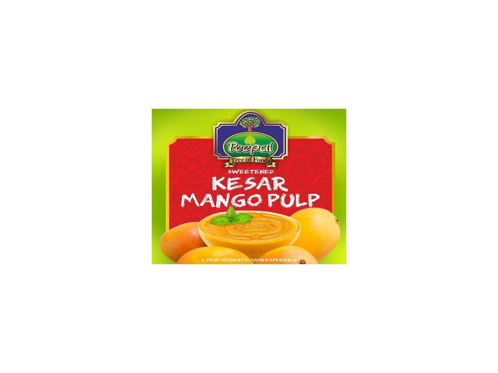 Peepal Mangové Pyré 850g