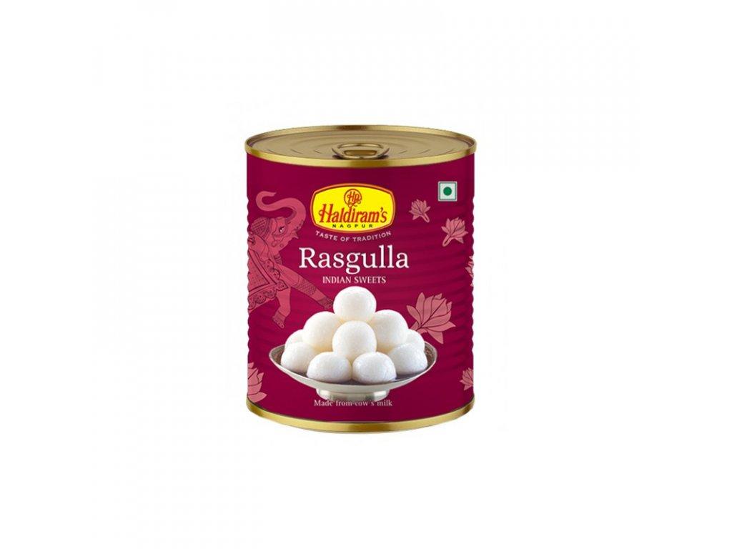 Rasgulla indický dezert