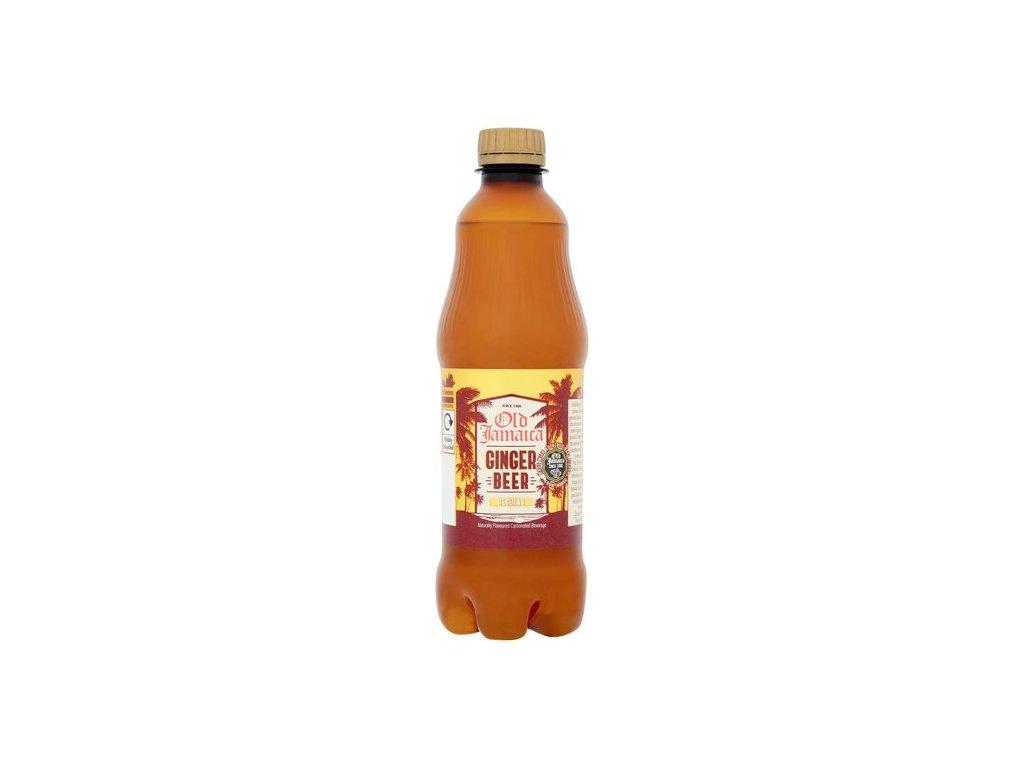 Old Jamaica Zázvorové Pivo 500Ml