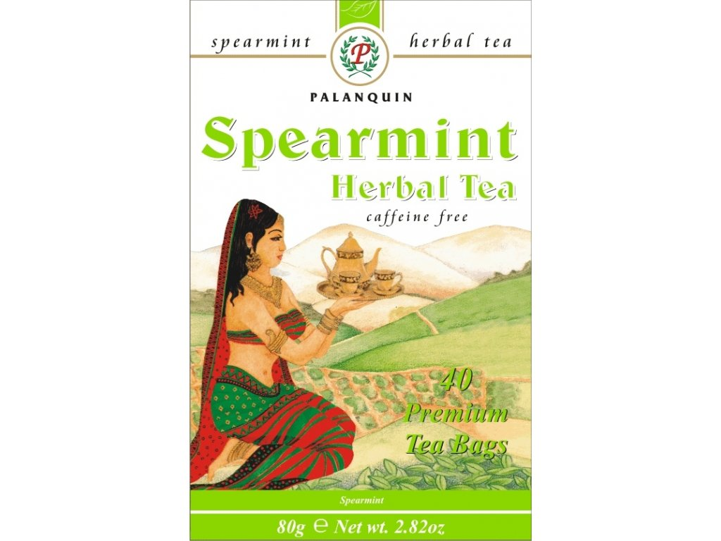 220554 Spearmint Herbal Tea