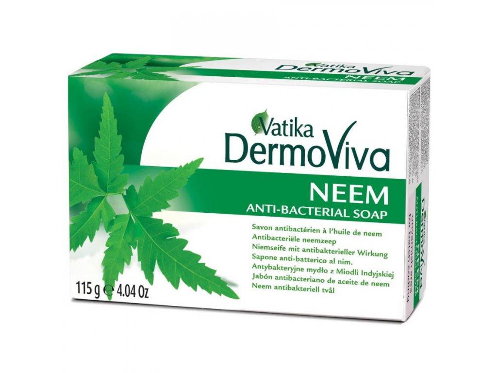 Vatika DermoViva Neem Mýdlo