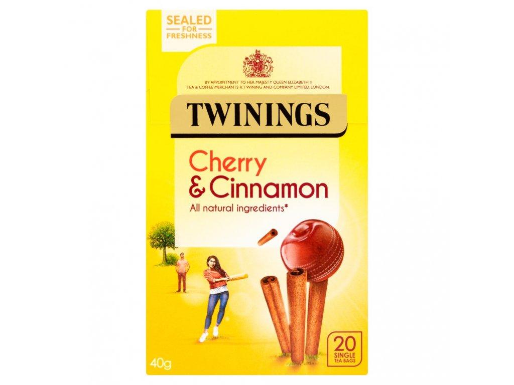 Twinings Třešen&Skořice Čaj 20ks