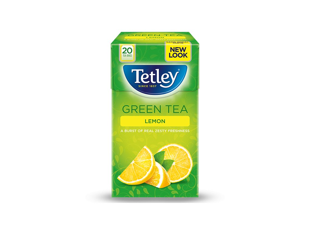 Green Tea Lemon 20s 0