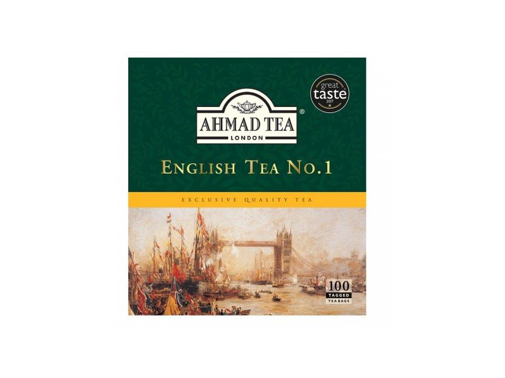 Ahmad Tea Černý čaj English Tea No.1