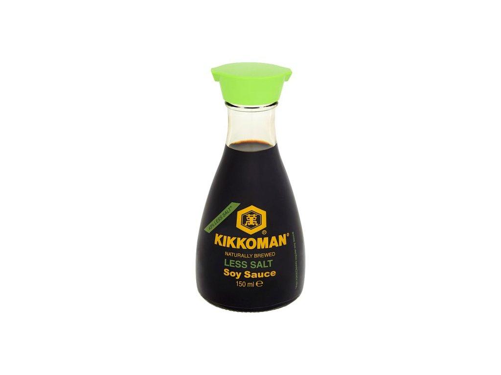 Kikkoman sojová omáčka less salt 150Ml