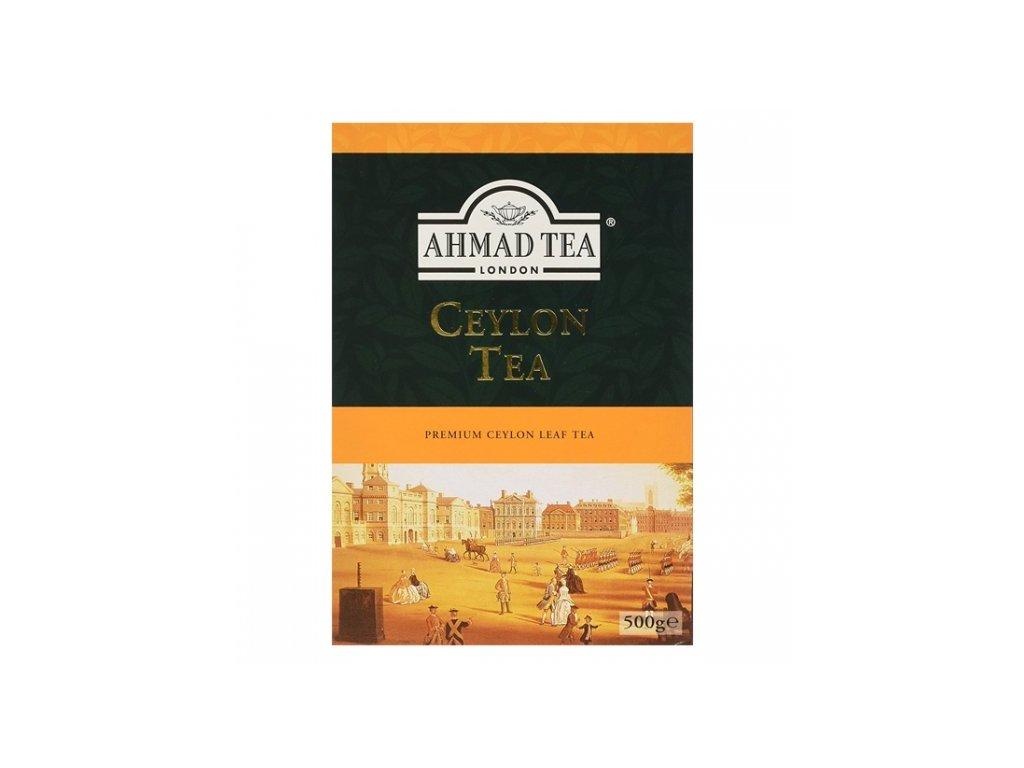 Ahmad Tea Černý sypaný čaj Ceylon 500g