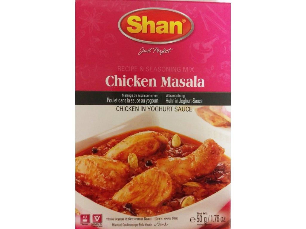 Shan Chicken Masala Chicken in Yoghurt Sauce 50g