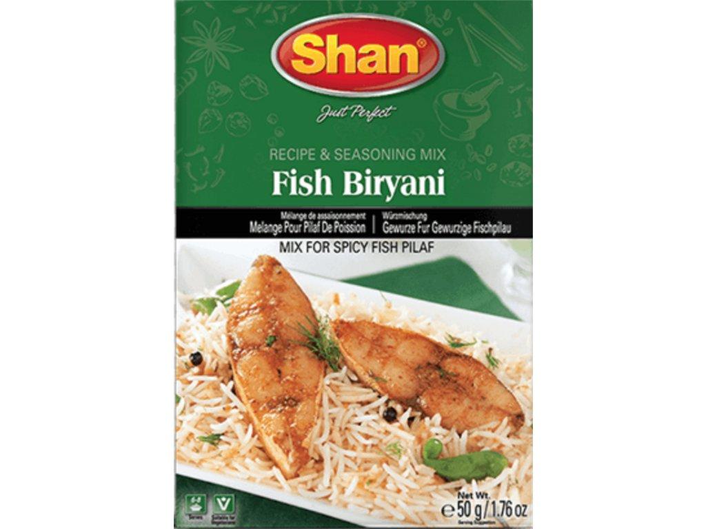 Shan Rybí Biryani Masala 50g