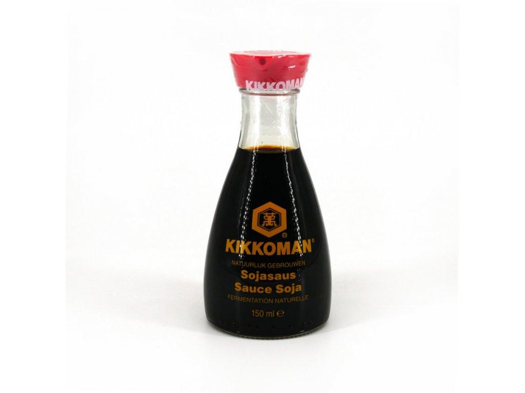 Kikkoman Sójová omáčka přírodně fermentovaná 150ml