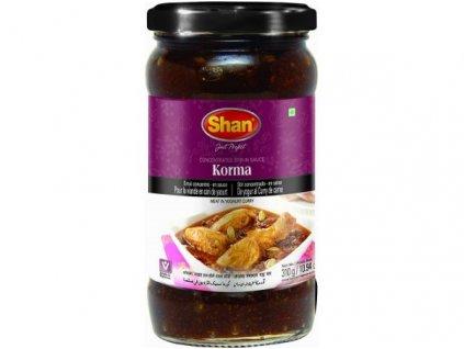 Shan Korma Pikantní Pasta 300g