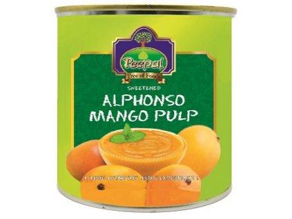Peepal Mangové Pyré Alphonso 850g