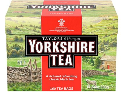 Yorkshire Tea 160ks