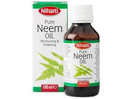 Niharti Neemový olej 100Ml