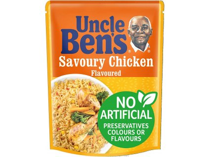 Uncle Ben's Special Savoury Chicken