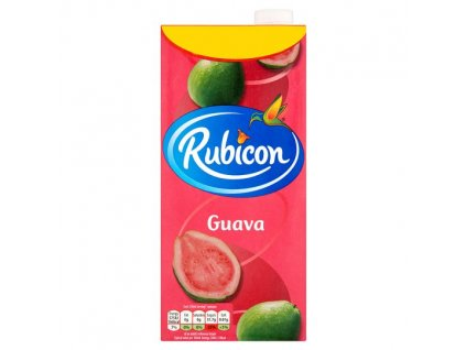 Rubicon Guava Juice Drink 1 Litre