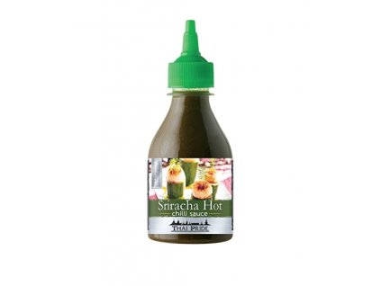 Thai Pride pálivá Sriracha se zeleným chilli 200Ml