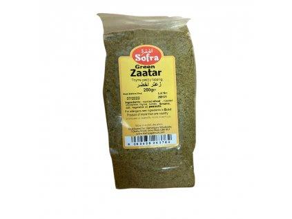 Sofra Směs Zaatar Zelená 250g