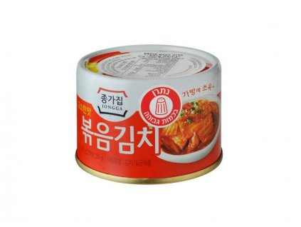 Jongga Fried Kimchi 160g