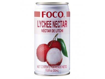 Foco Liči nápoj 350Ml