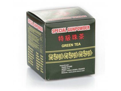 Cap Zelený čaj Gunpowder 125g