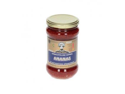 Wanita Djawa Chilli Pasta Ananas 290Ml
