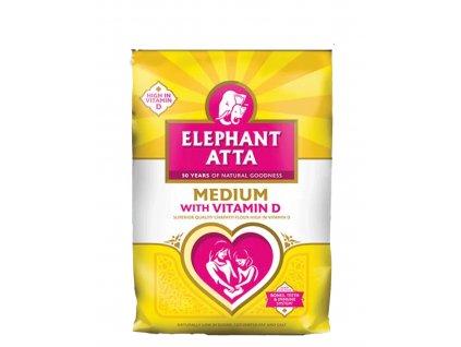 Elephant Atta Chapati Superior Mouka 1.5Kg