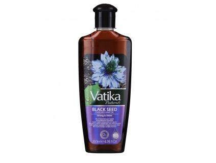 Vatika Olej na vlasy s černým kmínem 200Ml