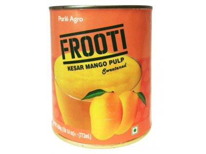 Frooti Mangové Pyré Kesar 850g