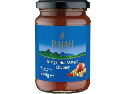 Rajah Bengal mango chutney 340g