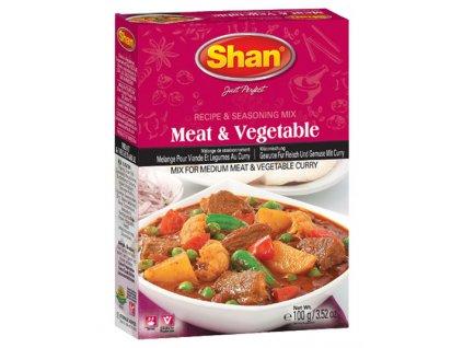 Shan Směs na přípravu kari se zeleninou 50g