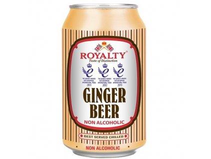 Royalty Zázvorové Pivo 330ml