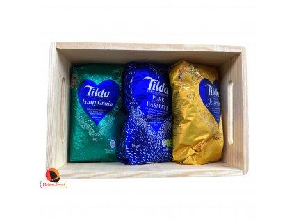 Sada rýže Tilda 3kg