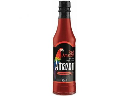 Amazon Colombina Grilovací červená omáčka z kayenských papriček