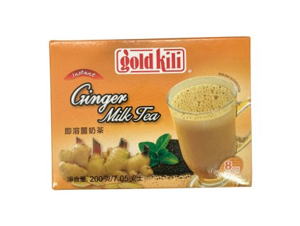 Gold Kili Čaj Zázvorovým s mlékem