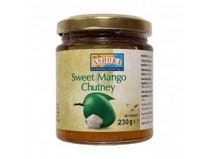 Ashoka Sladké Mango Chutney 230g