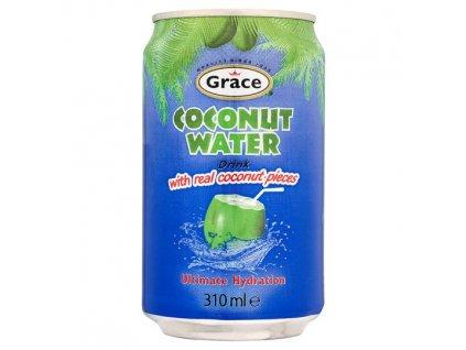 Grace Přírodní Kokosová Voda 310Ml