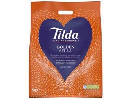 Tilda Zlatá Sella Basmati Rýže 5Kg