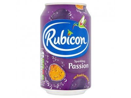 RubiconPassion Džus 330Ml