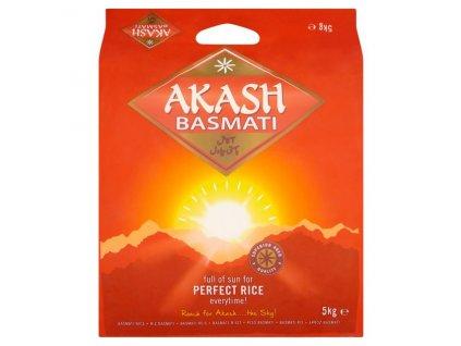 Akash Basmati Rýže 5Kg